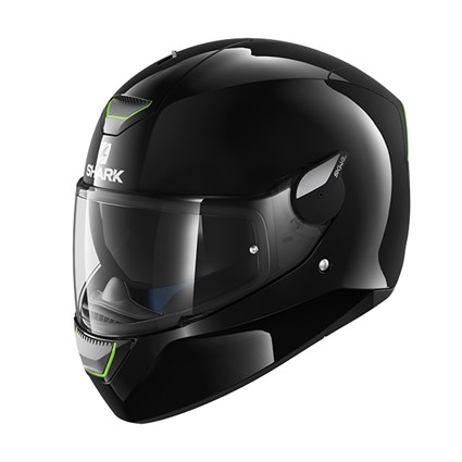 Shark Skwal helmet in gloss black