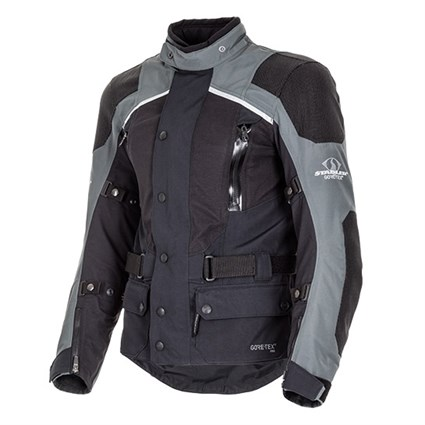 Stadler 4All Pro jacket in grey