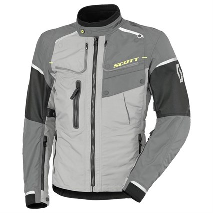 Scott Concept VTD jacket in grey