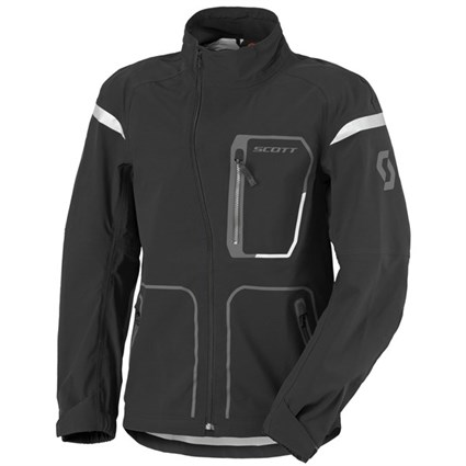 Scott Concept DP jacket in black