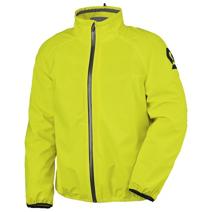 Scott Ergo Pro DP Waterproof jacket in hi-vis
