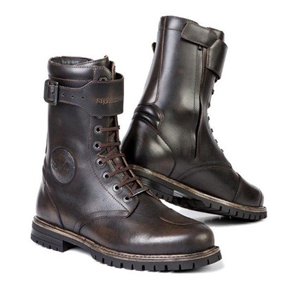 Stylmartin Rocket boots in brown