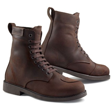 Stylmartin District Waterproof boots in brown