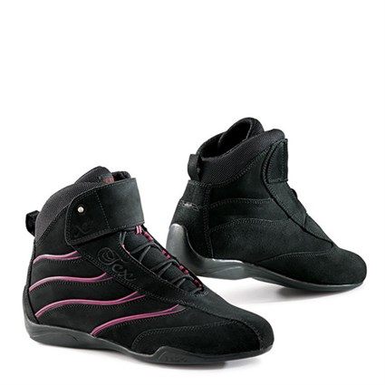 TCX ladies X-Square boots in black / pink