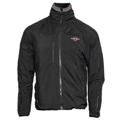 Warm & Safe Mens Generation 4 Jacket Liner in black