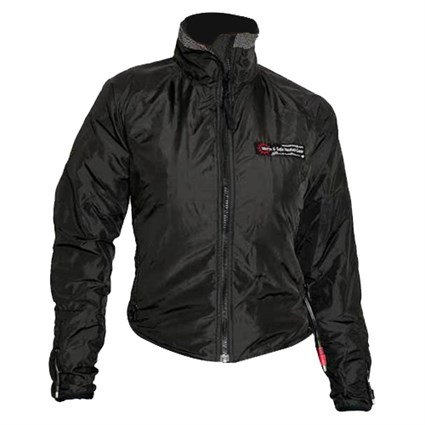 Warm & Safe Ladies Generation 4 Jacket Liner in black
