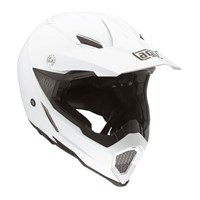 AGV AX-8 Evo helmet in white