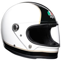 AGV X3000 Super AGV helmet in black / white