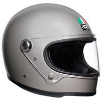AGV X3000 Mono helmet in matt grey