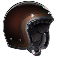 AGV X70 Trofeo helmet in chocolate