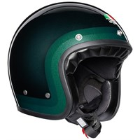 AGV X70 Trofeo helmet in green