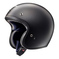 Arai Freeway Classic helmet in frost black
