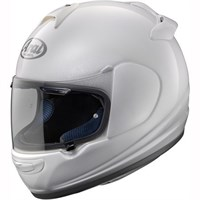 Arai Axces III helmet in diamond white