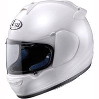 Arai Axces III helmet in frost white