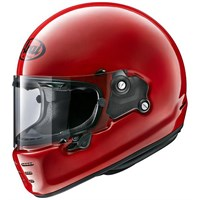 Arai Rapide Neo helmet in red