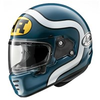 Arai Rapide HA helmet in blue