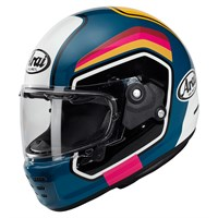 Arai Rapide Number helmet in blue