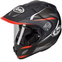 Arai Tour-X4 helmet in Break red