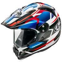 Arai Tour-X4 helmet in Depart metallic blue