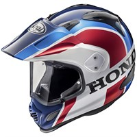 Arai Tour-X4 helmet in Honda Africa Twin 2018