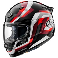 Arai Quantic Snake helmet in red