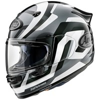 Arai Quantic Snake helmet in white