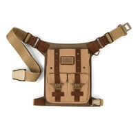 Artonvel Military canvas leg bag