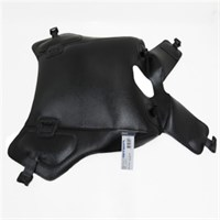 Bagster Tank Cover Suzuki GS 1000 Black