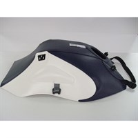 Bagster Tank cover XJ 750 / XJ 900 - navy blue / white