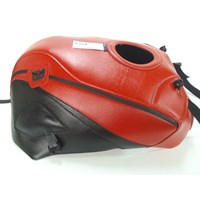 Bagster Tank cover GPZ 750R NINJA / GPZ 900R NINJA - red / black / black piping