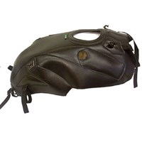 Bagster Tank cover X1 LIGHTNING (WITH AIR INLET) - black
