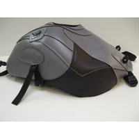 Bagster Tank cover S1000 RR / S1000 RR HP4 - steel grey / carbon triangle