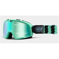 Barstow Ornamental Conifer Goggles with Green Mirror Lens