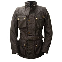 Belstaff Trialmaster wax cotton jacket in mahogany