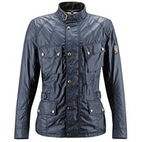 Belstaff Crosby wax cotton jacket in navy