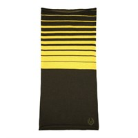 Belstaff Mountain Mile neck warmer in charcoal / yellow