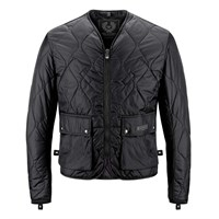 Belstaff Coventry quilted warmer in black