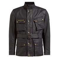 Belstaff Trialmaster Pro 48 jacket in black