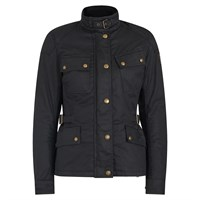 Belstaff Phillis 2.0 ladies jacket in black