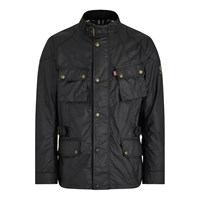 Belstaff Crosby jacket in mahogany