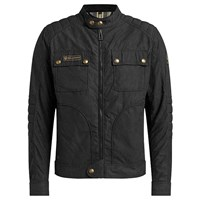 Belstaff Roberts wax cotton jacket in black