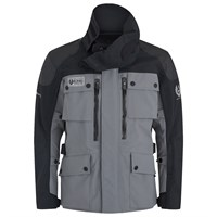 Belstaff Long Way Up jacket in light grey