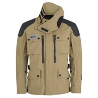 Belstaff Long Way Up jacket in dark sand