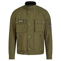 Belstaff Long Way Up Field blouson jacket in salvia