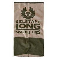 Belstaff Long Way Up neck warmer putty / olive