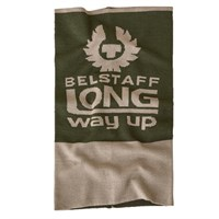 Belstaff Long Way Up neck warmer olive / putty