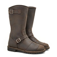 Belstaff Endurance boots in brown