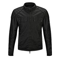 Belstaff Mugello Xman Black Jacket