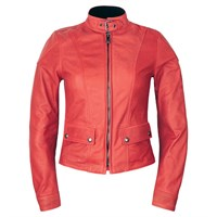 Belstaff Womens Red Fordwater Jacket