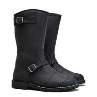 Belstaff Endurance boots in black